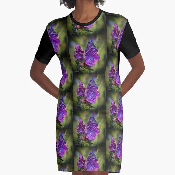 Salvation Jane Graphic T-Shirt Dress