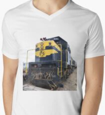 Victorian Railways X31 Mens V-Neck T-Shirt