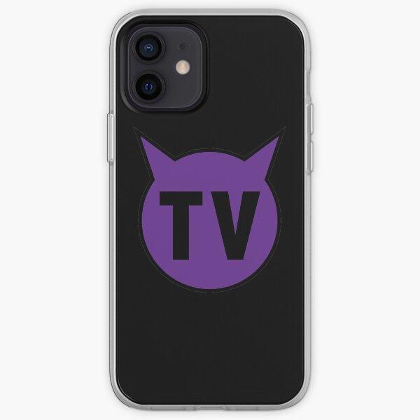 PERCENTUMDESIGNS.TV iPhone Soft Case