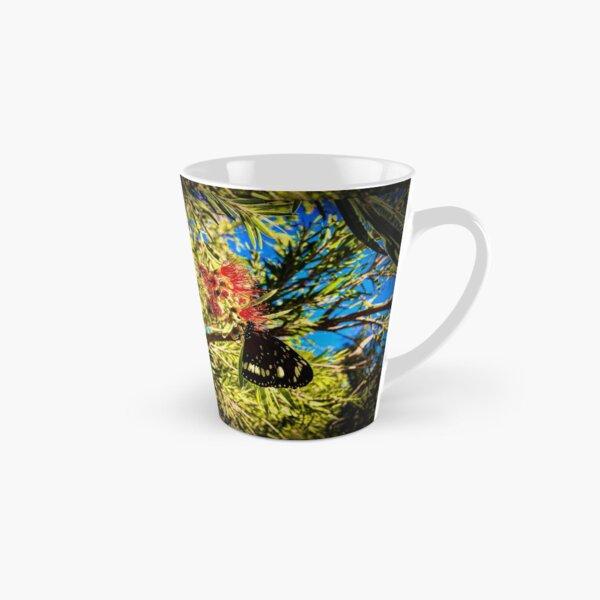 Butterfly on Callistemon  Tall Mug