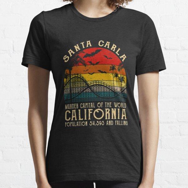 Vintage Santa Carla Murder Capital T-Shirt Essential T-Shirt