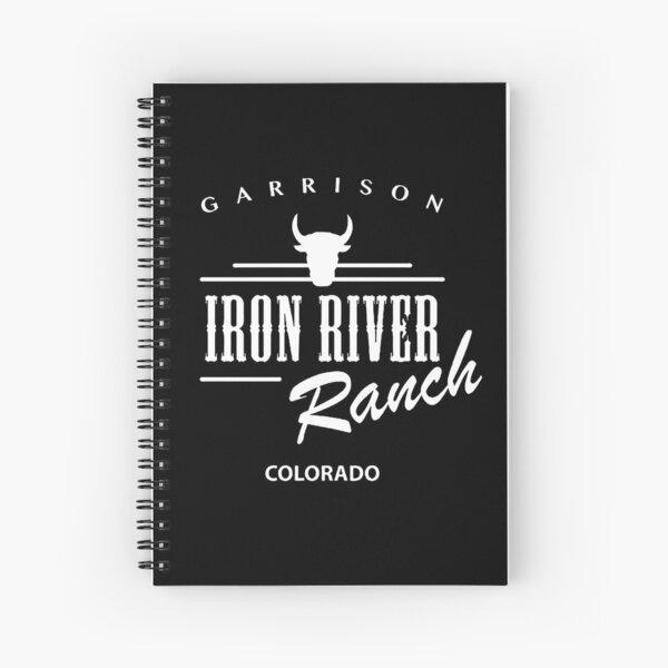IRR classic legend ranch Spiral Notebook