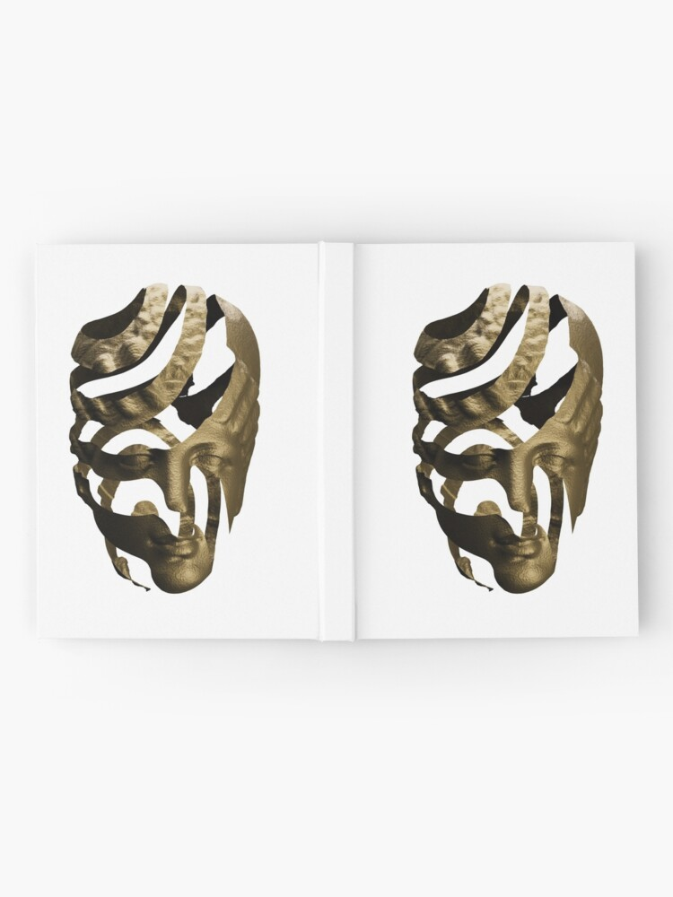 Alternate view of GOLD ZEBRA Hardcover Journal