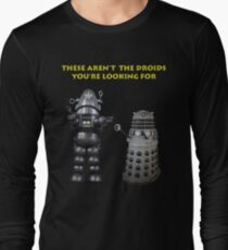 The Wrong Droids Long Sleeve T-Shirt