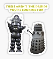 The Wrong Droids Sticker