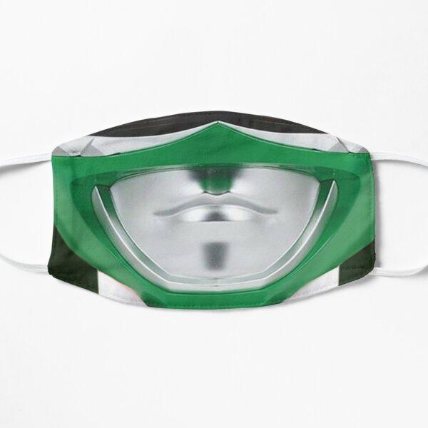 Ranger Dragon Greenz Flache Maske