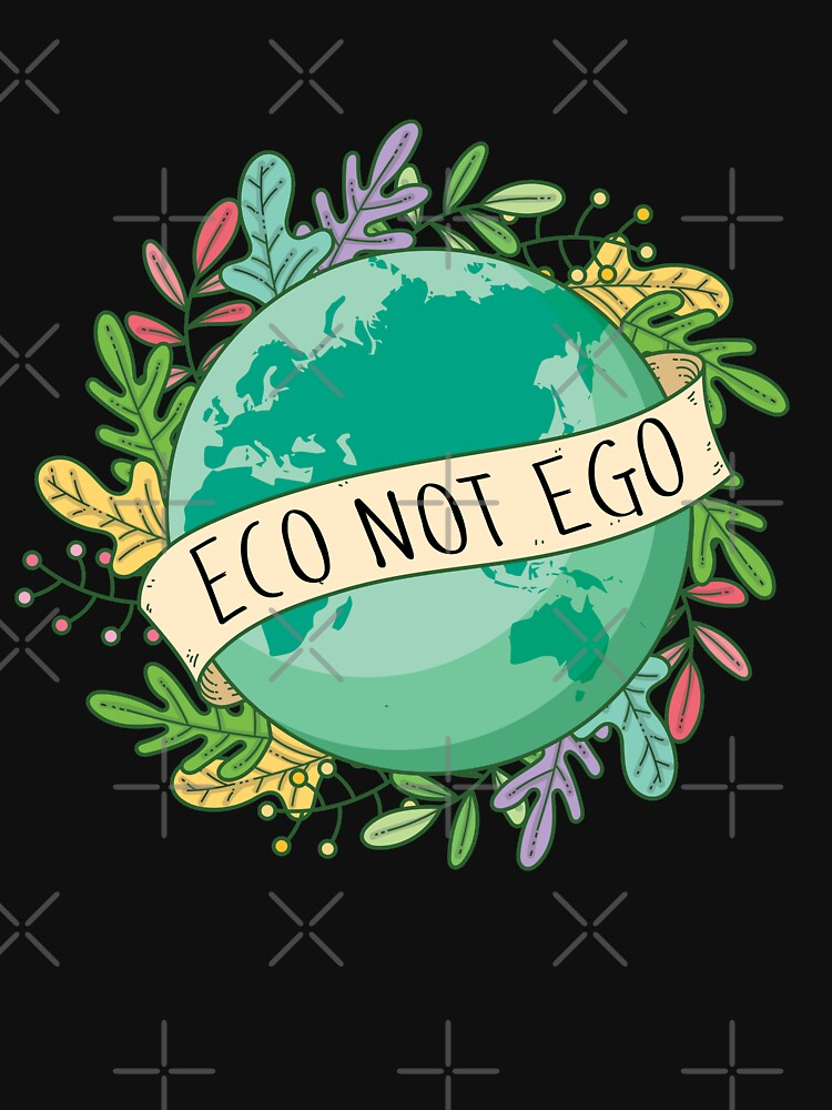2021 Eco Not Ego - Raise Awareness for Climate Change by rawresh6