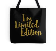 Limited Edition V.2 Tote Bag
