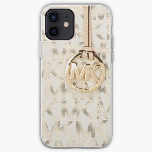 The Soft Golden MK iPhone Soft Case