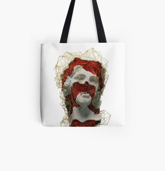 DEMATERIALISATION 3 All Over Print Tote Bag