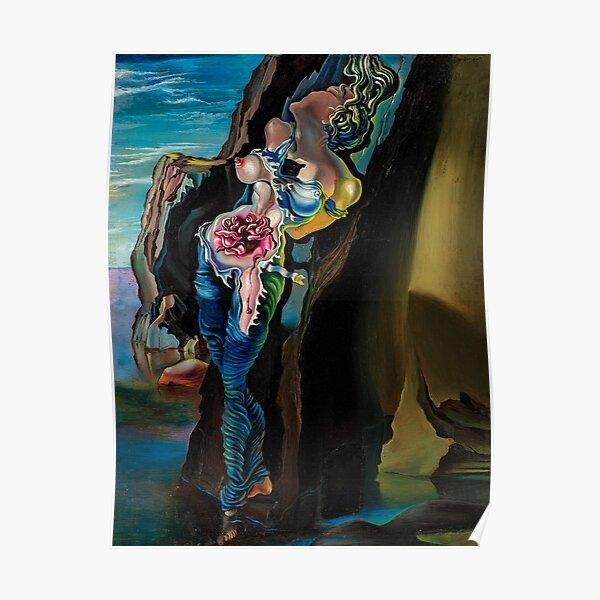 Gradiva by Salvador Dalí Poster
