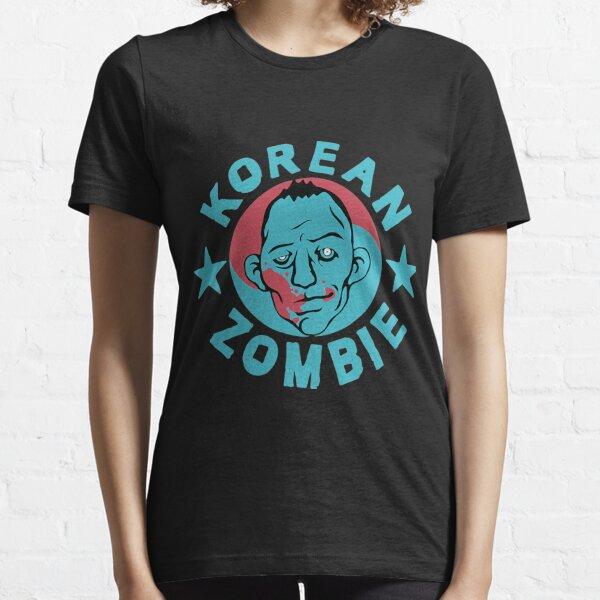Korean Zombie T-Shirt Essential T-Shirt