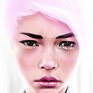 Luminous girl by jordygraph