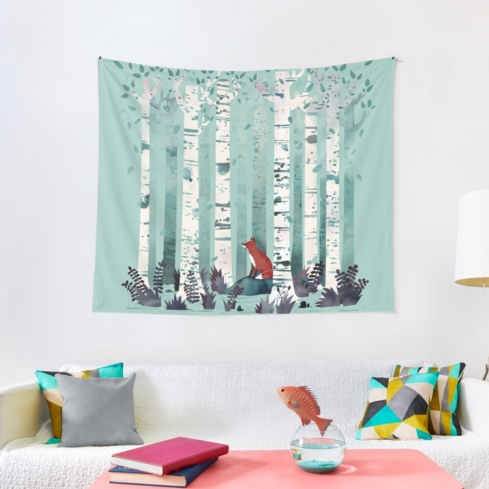 The Birches Tapestry