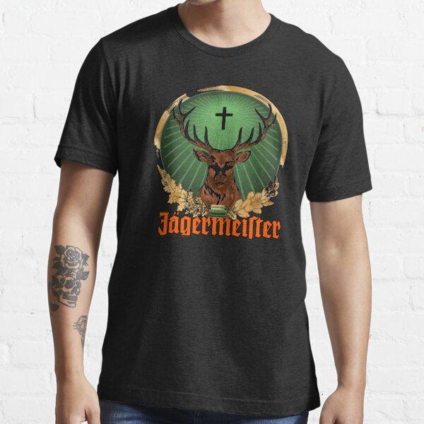 Feliz con Jägermeister Premium Camiseta esencial