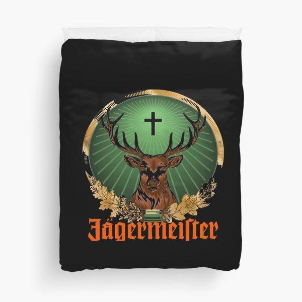 Happy with Jägermeister Premium Duvet Cover