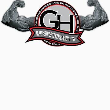 Go Hard University  by Stinkyfut
