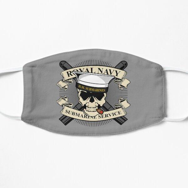 Service des sous-marins de la Royal Navy Masque sans plis