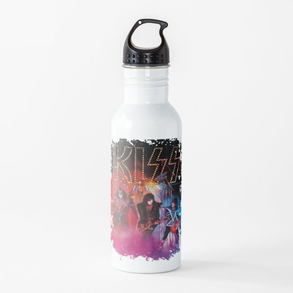 KISS The Band Water Bottle