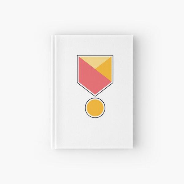 Airbnb Superhost Badge Hardcover Journal
