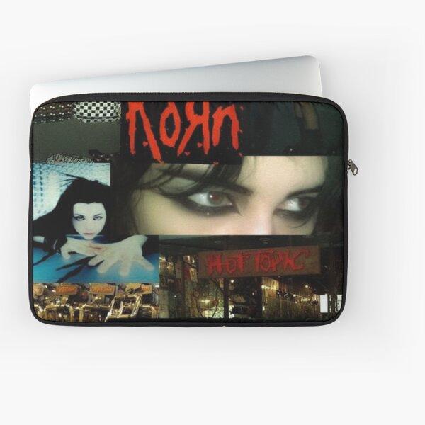 y2k goth aesthetic Laptop Sleeve