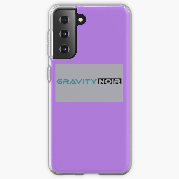 GRAVITY NOIR Samsung Galaxy Soft Case