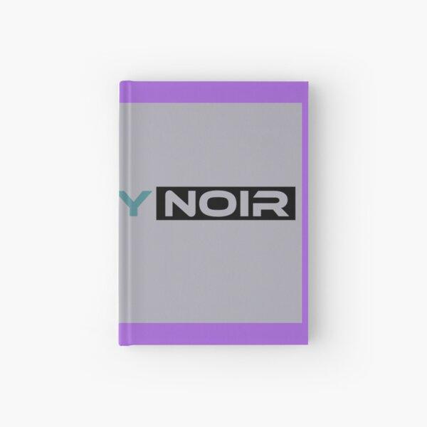 GRAVITY NOIR Hardcover Journal