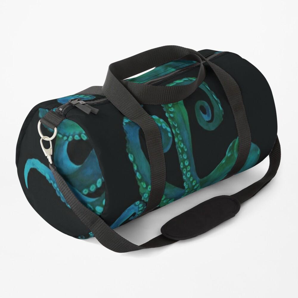 Octopus Sea Animals Arts Duffle Bag