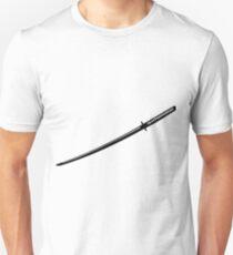 Japanese Katana Sword Unisex T-Shirt