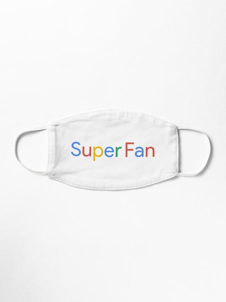 Alternate view of Google Super Fan Mask