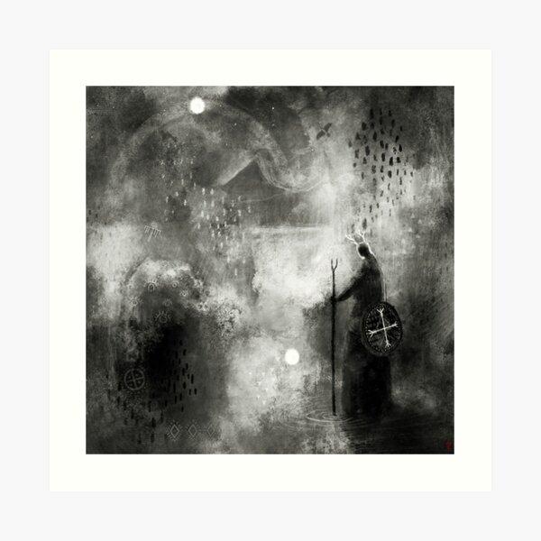 þerscwold - Threshold Art Print
