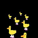 Roller-Ducks by Leif Prime
