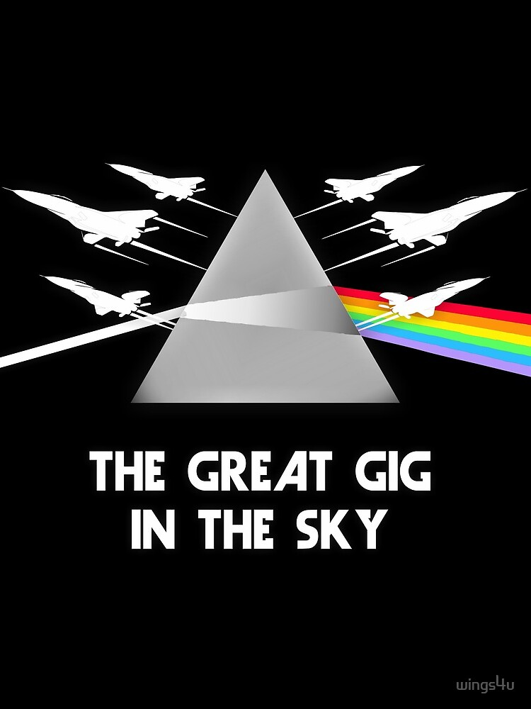 Model 74 - The Great Gig In The Sky by wings4u