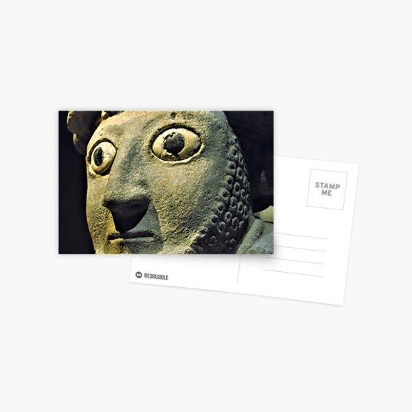 Face of Šuppiluliuma I Postcard