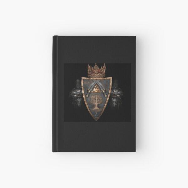 Illuminati Schwertbaum Notizbuch