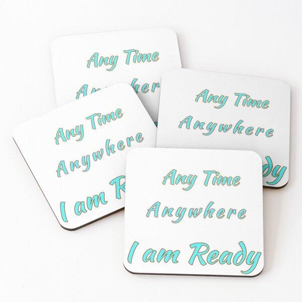 Attractive  Coasters (Set of 4)