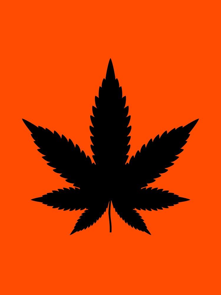 Black Cannabis by SiddharthaMoon