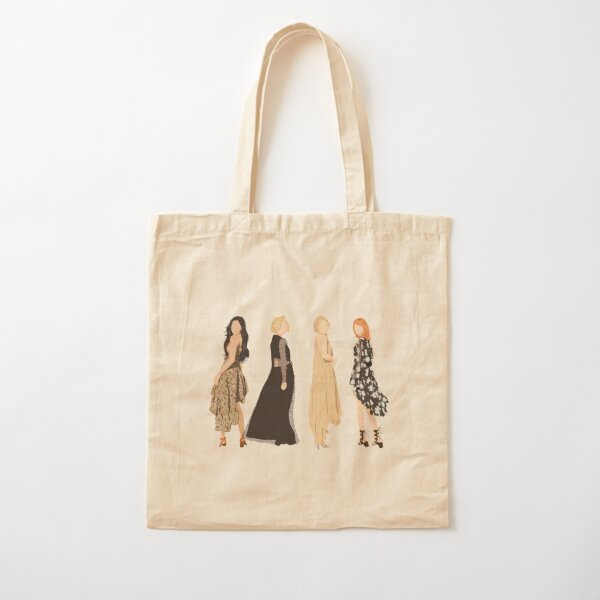 MAMAMOO - Starry Night Cotton Tote Bag