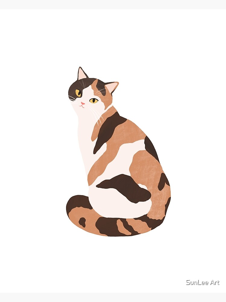 Spotted Cat by sunleeart