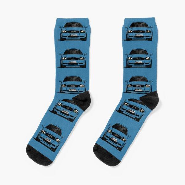My drawing of the TT Socks