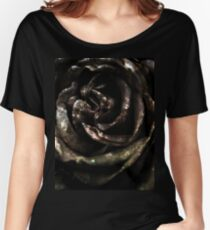 Bronze rose Women's Relaxed Fit T-Shirt
