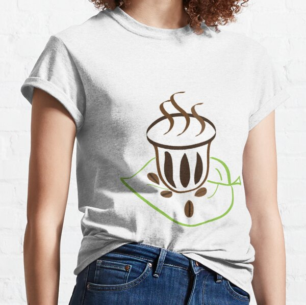 Ethiopian Coffee Cup Classic T-Shirt