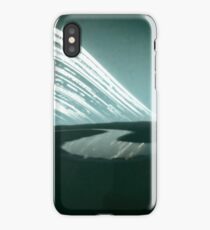 6 month exposure at The river Cuckmere iPhone XS Case