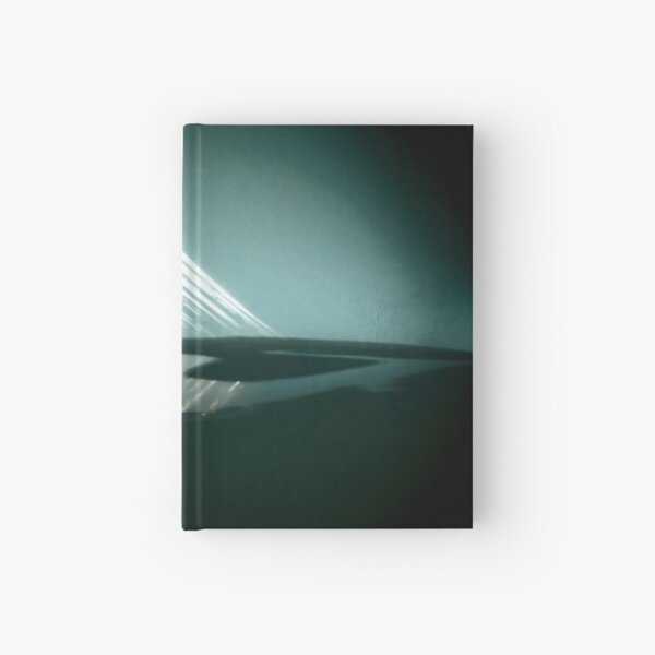 6 month exposure at The river Cuckmere Hardcover Journal
