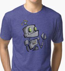 Bantam Robot Tri-blend T-Shirt
