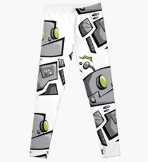 Bantam Robot Leggings