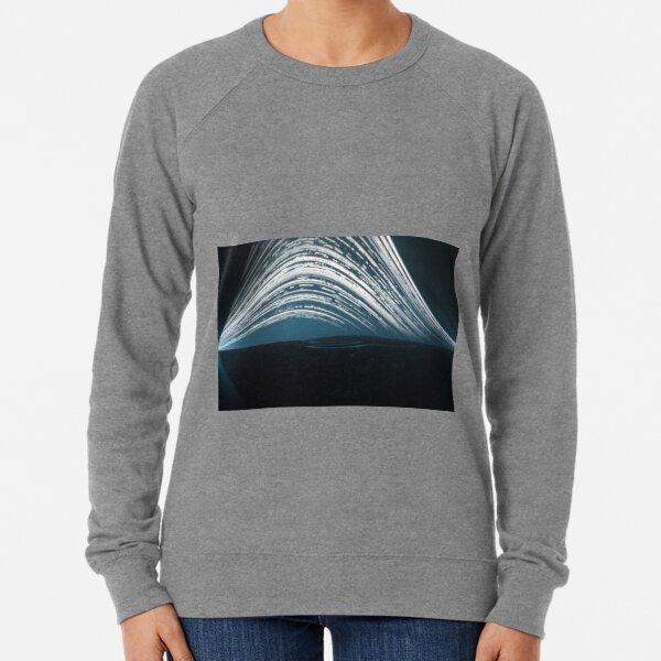 6 month exposure at The river Cuckmere Lightweight Sweatshirt