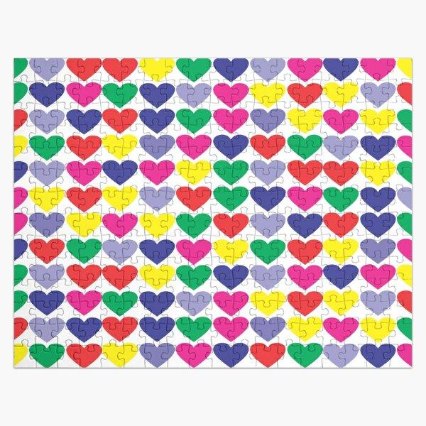 Hearts  Jigsaw Puzzle