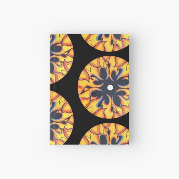 Trial By Fire Hardcover Journal