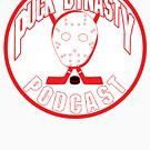 Puck Dynasty Podcast - Red & White by falsefinish66